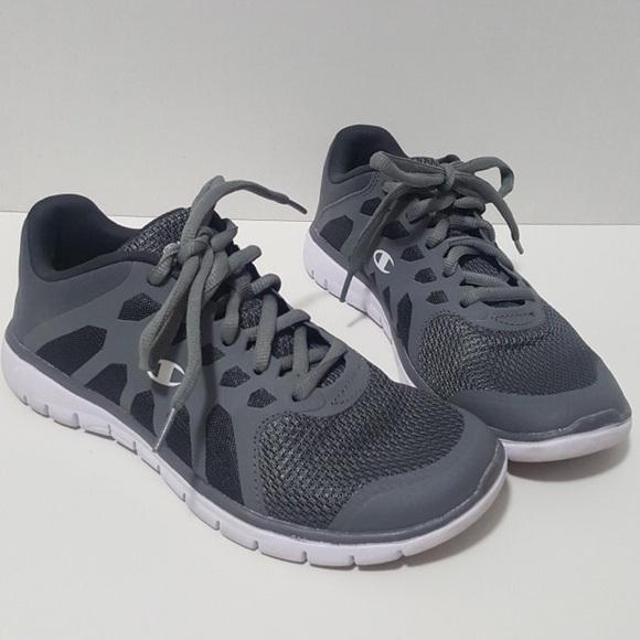 88672f6c210 Champion Shoes - Grey champion gustos running walking shoes